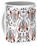 Floral Pattern I Coffee Mug