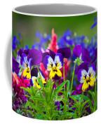 Floral Salad Coffee Mug