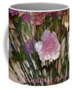 Floral Standout Coffee Mug