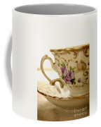 Floral Tea Coffee Mug