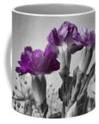 Floral Texture  Coffee Mug