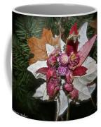 Floral Tree Ornament Coffee Mug