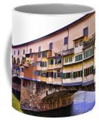 Florence Italy Ponte Vecchio Coffee Mug