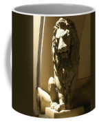 Florence Lion Coffee Mug