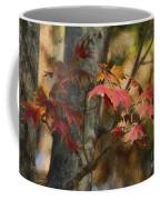 Florida Autumn Leaves Coffee Mug