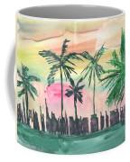 Florida City-skyline3 Coffee Mug