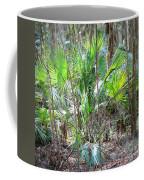 Florida Palmetto Bush Coffee Mug