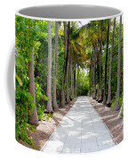 Florida Walkway Coffee Mug