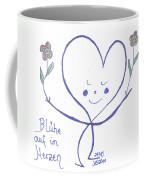 Flourish Within Your Heart Coffee Mug