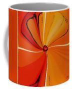 Flower Arrangement Coffee Mug by Ben and Raisa Gertsberg