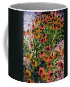 Flower Ballet Coffee Mug