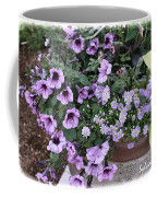 Flower Barrel Coffee Mug