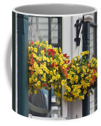 Flower Baskets  Coffee Mug