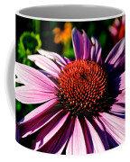 Flower Bed Close Up Coffee Mug