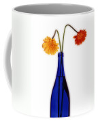Flower Blues Coffee Mug
