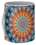 Flower Bursting Coffee Mug