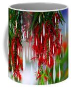 Flower Chandelier Coffee Mug