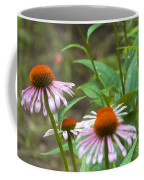 Flower - Cone Flower- Luther Fine Art Coffee Mug