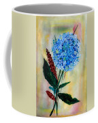 Flower Decor Coffee Mug