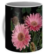 Flower Duvet Cover Coffee Mug