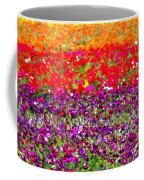 Flower Fields Coffee Mug
