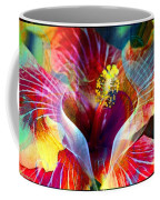 Flower Fire Power Coffee Mug