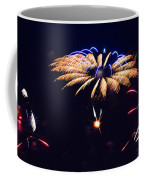 Flower Fireworks Coffee Mug