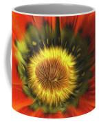 Flower Fractal Coffee Mug