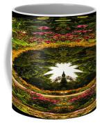 Flower Garden Polar View Coffee Mug