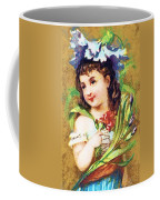 Flower Girl Coffee Mug