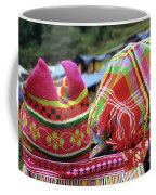 Flower Hmong Baby 05 Coffee Mug