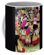 Flower Hmong Girl 01 Coffee Mug