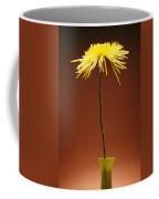 Flower In A Vase Coffee Mug