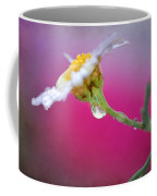 Flower In Purple Coffee Mug
