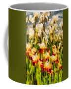 Flower - Iris - Mildred Presby 1923 Coffee Mug by Mike Savad