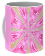 Flower Kaleidoscope Coffee Mug