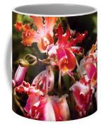 Flower - Orchid - Oncidium Orchid - Eye Candy Coffee Mug