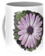 Flower Paint Coffee Mug