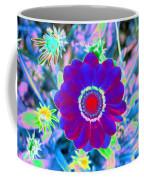 Flower Power 1458 Coffee Mug
