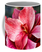 Flower Power In Pink By Diana Sainz Coffee Mug