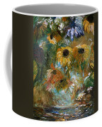 Flower Rain Coffee Mug