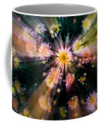 Flower Song On Fairy Wing Coffee Mug