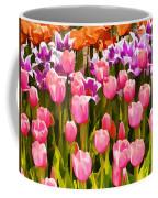 Flower Splash IIi Coffee Mug