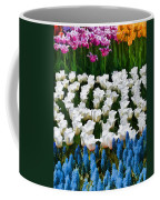 Flower Splash X Coffee Mug