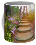 Flower Steps Coffee Mug
