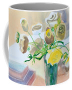 Flower Still Life          Coffee Mug