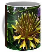Flower - Sultry Dahlia - Luther Fine Art Coffee Mug