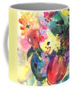 Flower Symphony 03 Coffee Mug