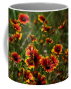 Texas Indian Blanket -  Luther Fine Art Coffee Mug