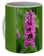 Flower Tower Tall Coffee Mug
